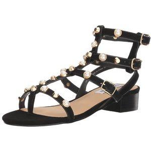Steve Madden Crowne Leather Sandals